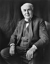 Thomas Edison, ondernemers