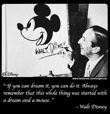 Walt Disney, ondernemers