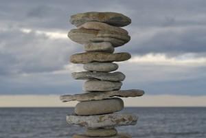 blogbost, er is geen balans tussen werk en privé